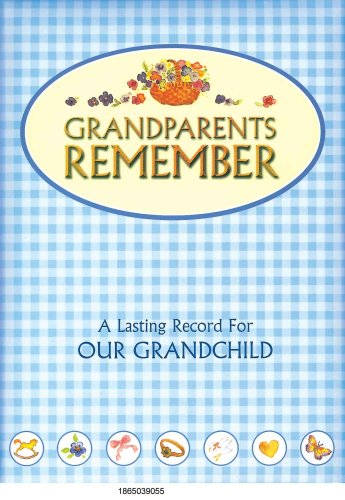 9781865039053: Grandparents Remember Album (Reference)
