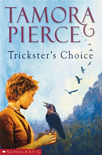 Trickster's Choice: Tamora Pierce