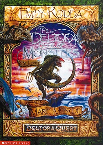 9781865045931: The Deltora Book of Monsters