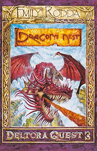 9781865046136: Dragon's Nest (Deltora Quest 3)