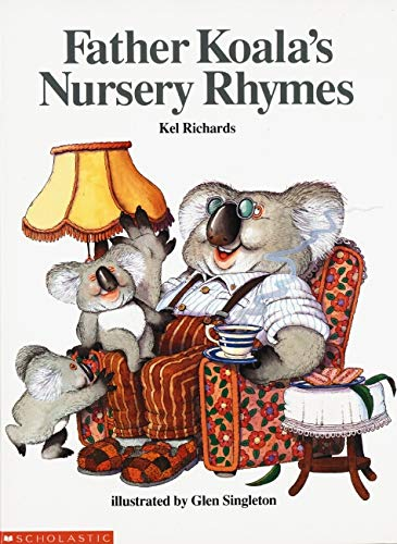 9781865048390: Father Koala's Nursery Rhymes