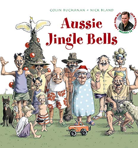 9781865049700: Aussie Jingle Bells (CD and Activity & Sticker Book Included)