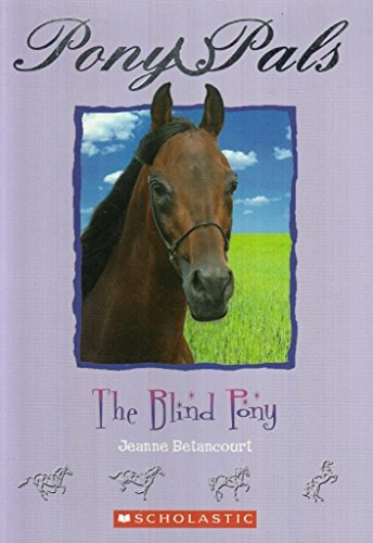 9781865049977: The Blind Pony