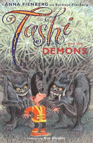 Tashi and the Demons: Anna Fienberg; Barbara