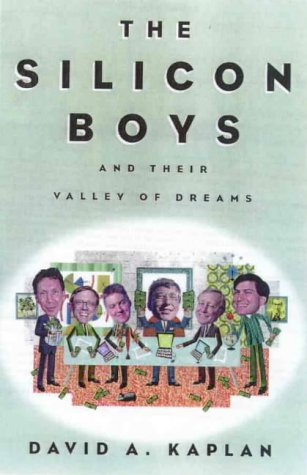 9781865081564: The Silicon Boys: And Their Valley of Dreams