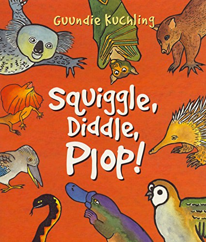 9781865083551: Squiggle, Diddle, Plop!