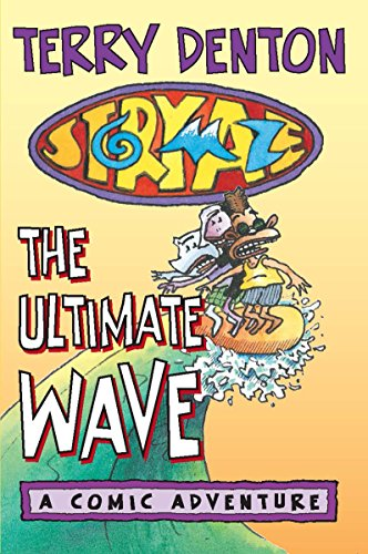 Storymaze 1: The Ultimate Wave (Storymaze series)
