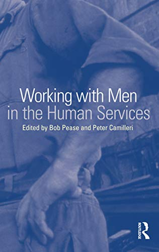 9781865084800: Working with Men in the Human Services