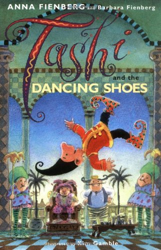 Tashi and the Dancing Shoes (Tashi series): Anna Fienberg; Barbara