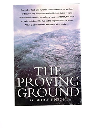 9781865085562: The Proving Ground