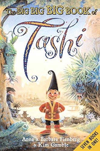 9781865085630: The Big Big Big Book of Tashi (Tashi series)
