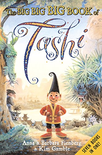 The Big Big Big Book of Tashi: Anna Fienberg; Barbara