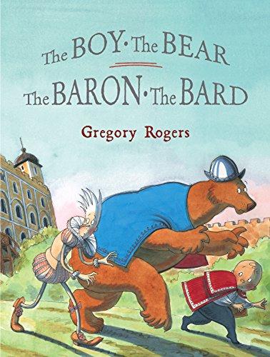 9781865087221: The Boy, the Bear, the Baron, the Bard