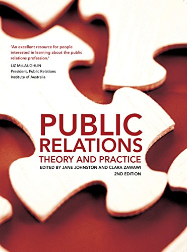 9781865089225: Public Relations: Theory and Practice