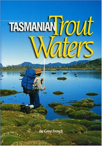 9781865130347: Tasmanian Trout Waters