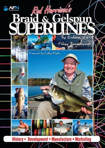 9781865132075: Rod Harrison's Braid & Gelspun Superlines