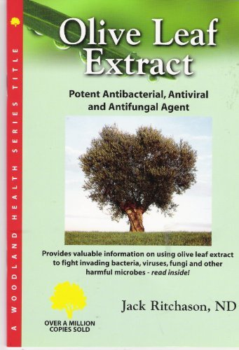 9781865149998: Olive Leaf Extract