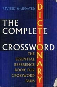 The Complete Crossword Dictionary: Merriam Webster