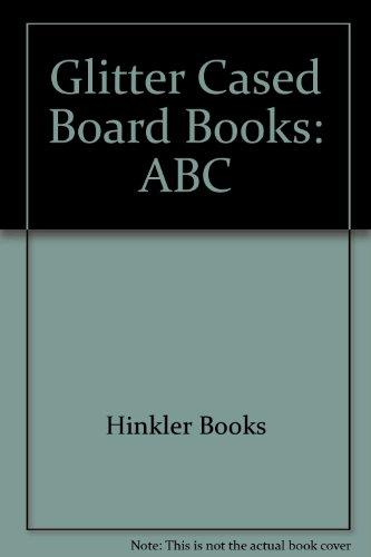 9781865155043: Glitter Cased Board Books: ABC