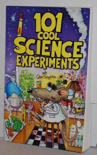 101 Cool Science Experiments: Chapman, Helen