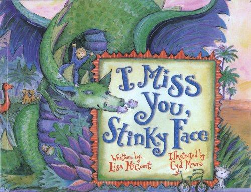 9781865157443: I Miss You, Stinky Face