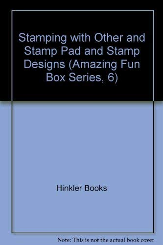 9781865158457: Stamping with Other and Stamp Pad and Stamp Designs (Amazing Fun Box Series, 6)