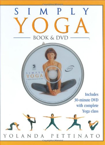 9781865159263: Simply Yoga with DVD