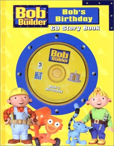 Bob the Builder: Bobs Birthday CD Story