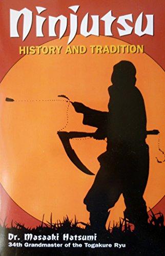9781865680279: NINJITSU History And Tradition