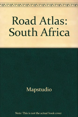 9781868094004: Road Atlas: South Africa