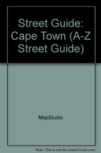 Cape Town (A-Z Street Guide)