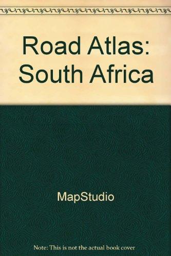 9781868095490: Road Atlas: South Africa
