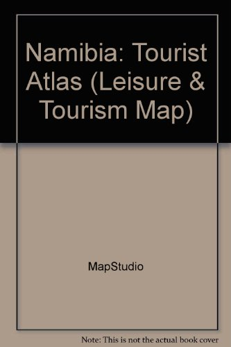 Namibia Tourist Atlas: MapStudio