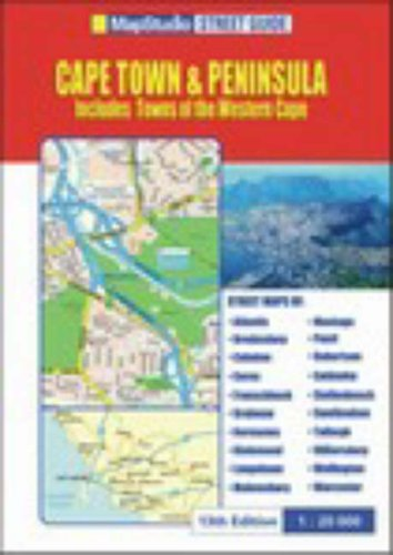 9781868097388: Cape Town and Peninsula: Includes Towns of the Western Cape