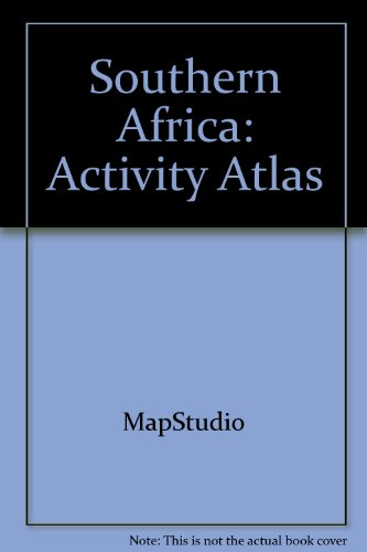 9781868097586: Southern Africa: Activity Atlas