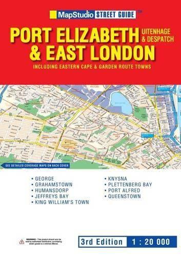 9781868098446: Port Elizabeth & East London Street Guide
