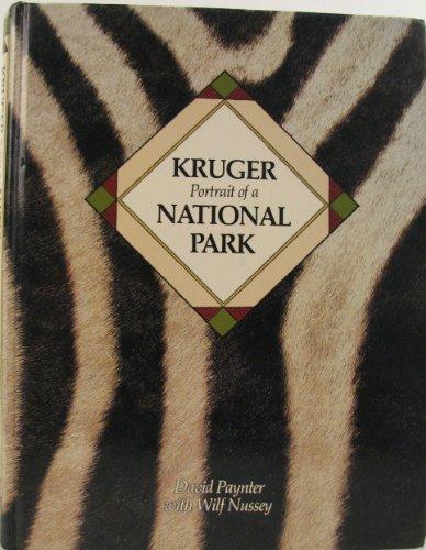 9781868120314: Kruger: Portrait of a National Park