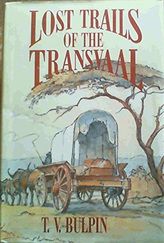 9781868121847: Lost Trails of the Transvaal