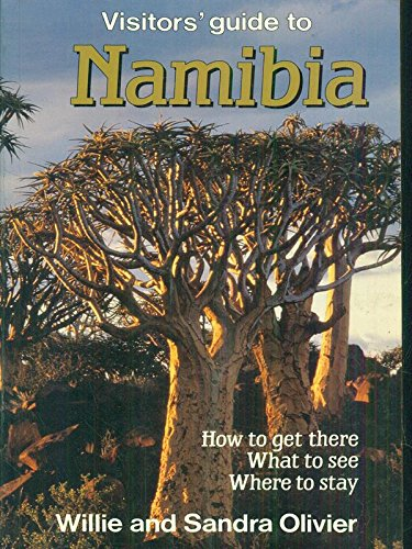 9781868123919: Visitor's Guide to Namibia: How to Get There, What to See, Where to Stay