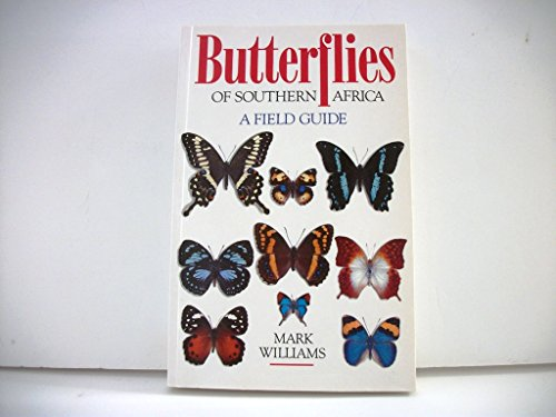 9781868125166: Butterflies of Southern Africa: A Field Guide