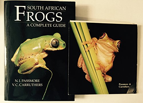 9781868125173: South African Frogs: A Complete Guide
