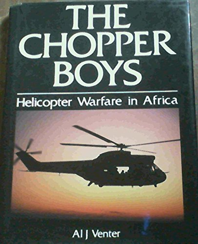 9781868125289: The chopper boys: Helicopter warfare in Africa