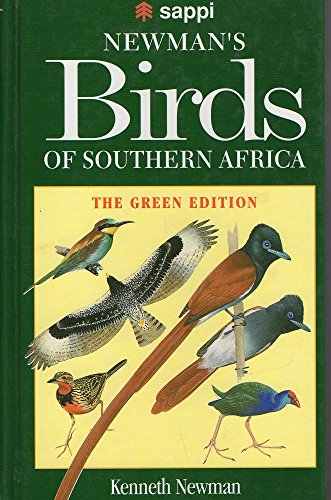 9781868126231: Newman's Birds of Southern Africa (South African Travel & Field Guides)