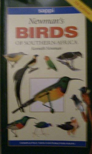 9781868127573: Newman's Birds of Southern Africa