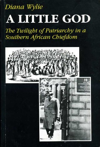 9781868141722: A Little God : The Twilight of Patriarchy in a Southern African Chiefdom