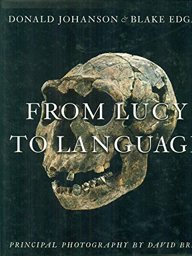 9781868143085: From Lucy to Language