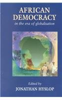 9781868143313: African Democracy in the Era of Globalisation