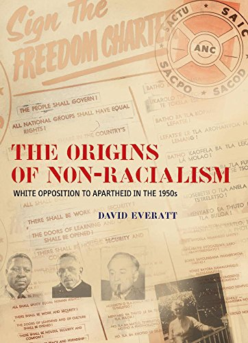 9781868145003: The Origins of Non-Racialism: White Opposition To Apartheid In The 1950S