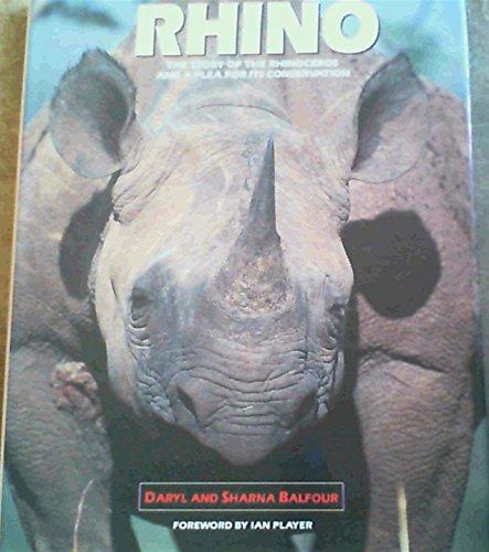 Rhino (9781868251513) by Daryl Balfour; Sharna Balfour