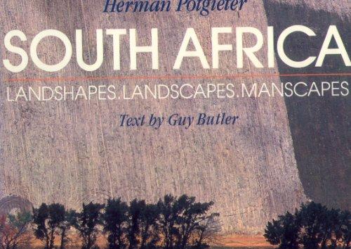 Herman Potgieter - South Africa - Landshapes,: Butler, Guy
